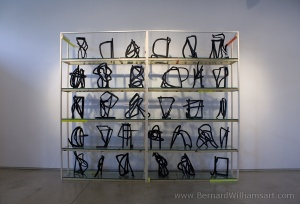 2010 installation at Thomas McCormick gallery