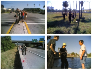 Tampa Beach Walk, organized by  Commonplaces and the Center for Getting Ugly