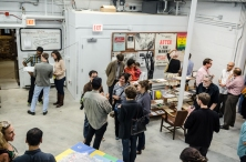 Exhibition Opening at Gray Center Lab