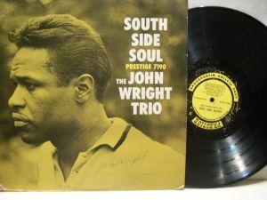 John Wright Trio, South Side Soul (1960)